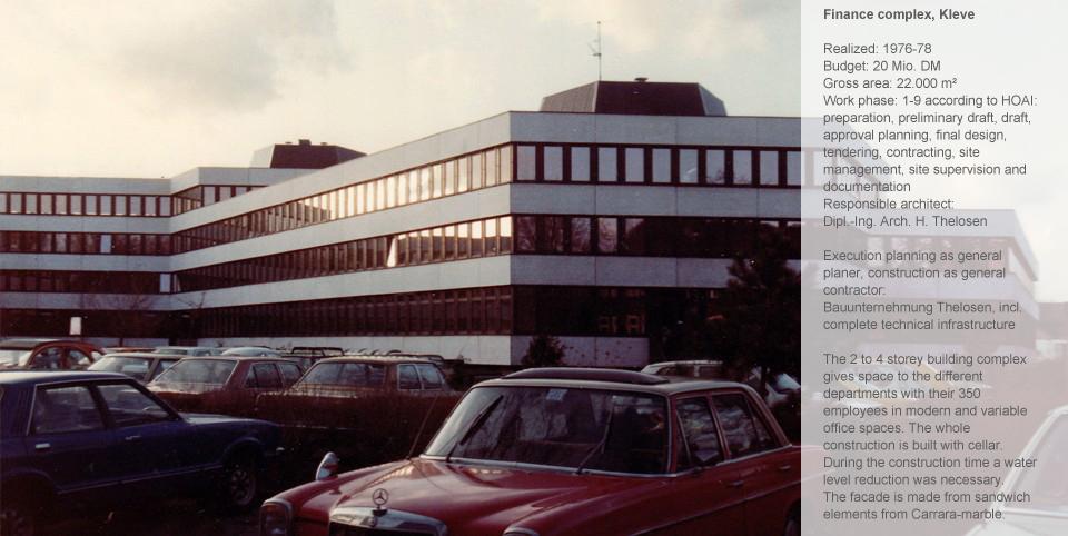 Finance Complex, Kleve